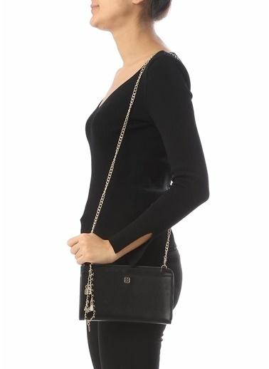 Beymen Kadın Siyah El Çantası & Clucth 101332441 Siyah